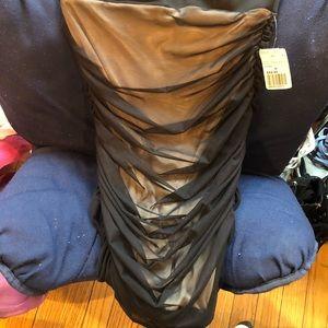Ladies Dress strapless
